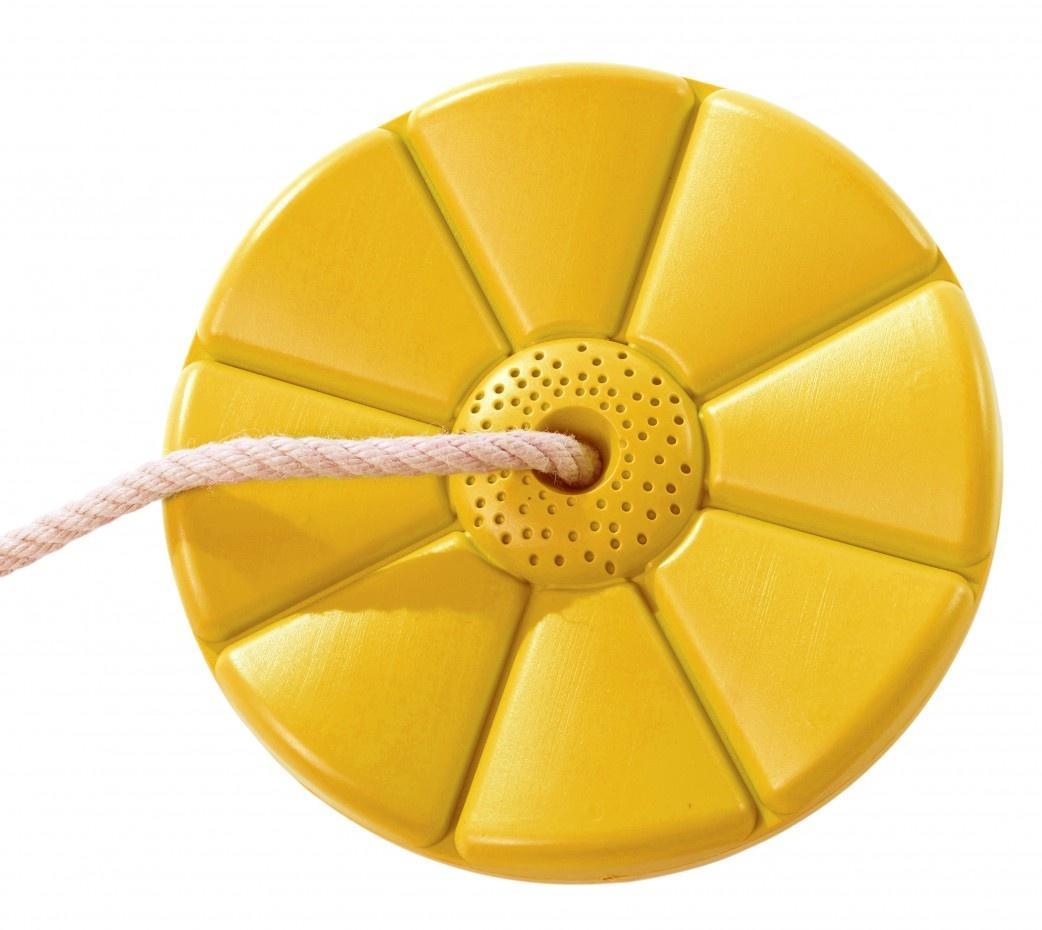 AXI tellerschaukel Ø 28 cm gelb