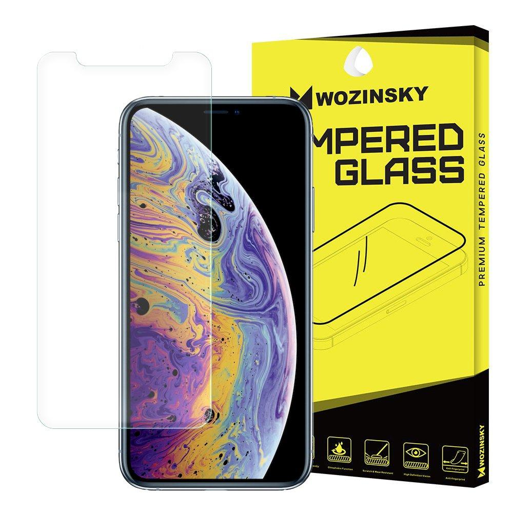 Wozinsky Tempered Glass Schutzglas 9H für Apple iPhone 11 Pro Max / iPhone XS Max