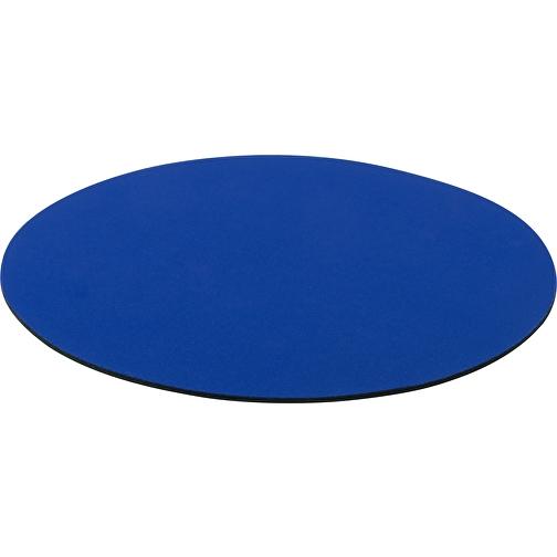 Mauspad Rund Pyan blau